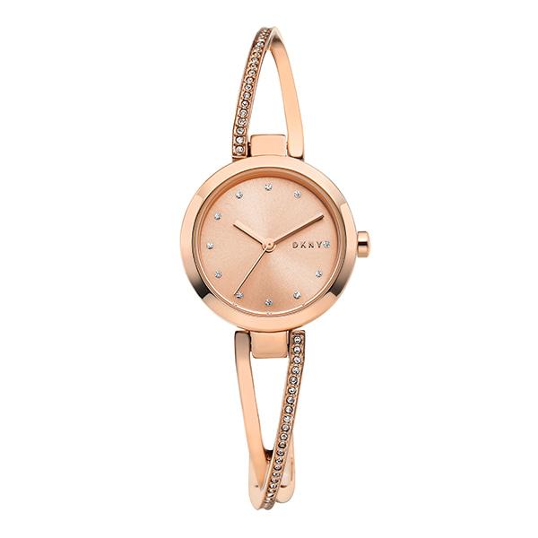 [도나카란뉴욕시계 DKNY] NY2831 / Crosswalk 여성 팔찌형 메탈시계 26mm 타임메카