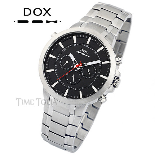 [독스시계 DOX] DX010C601BS 국내본사 정품 쿼츠시계