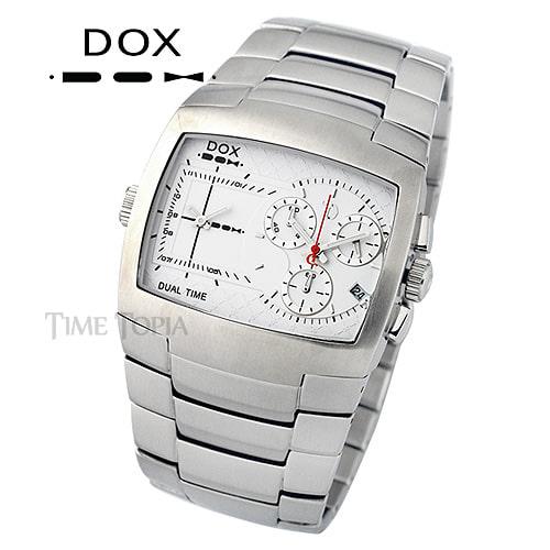 [독스시계 DOX] DX010K609WS 국내본사 정품 쿼츠시계