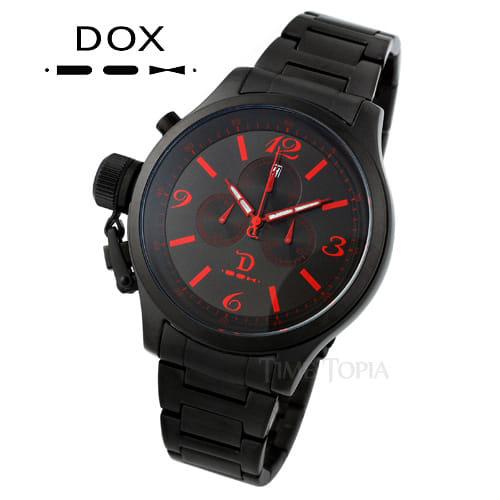 [독스시계 DOX] DX010K612BBM 국내본사 정품 쿼츠시계