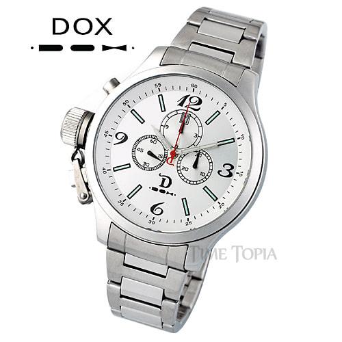 [독스시계 DOX] DX010K612WSM 국내본사 정품 쿼츠시계