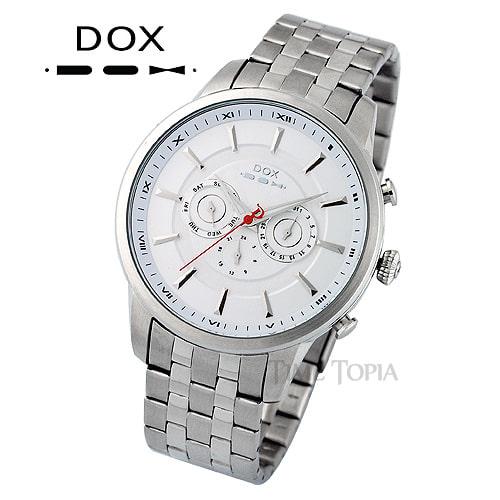 [독스시계 DOX] DX610MWS 국내본사 정품 쿼츠시계