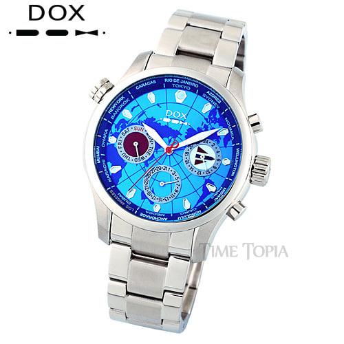 [독스시계 DOX] DX623MBUWS 국내본사 정품 쿼츠시계