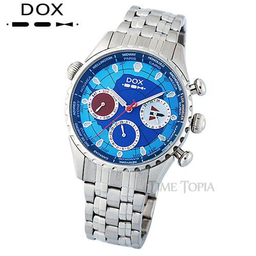 [독스시계 DOX] DX625MBUWS 국내본사 정품 쿼츠시계