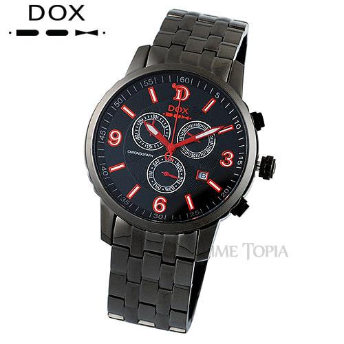 [독스시계 DOX] DX627BB 국내본사 정품 쿼츠시계