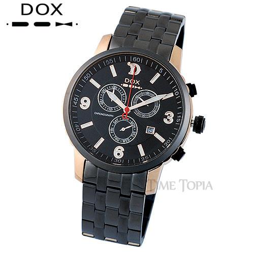 [독스시계 DOX] DX627BROB 국내본사 정품 쿼츠시계