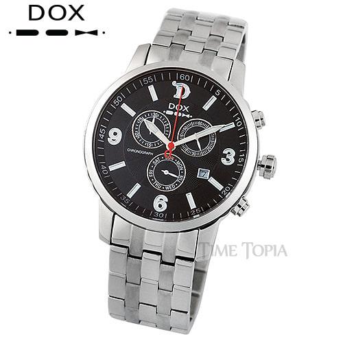 [독스시계 DOX] DX627BS 국내본사 정품 쿼츠시계