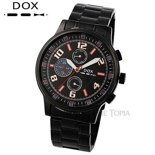 [독스시계 DOX] DX633BB 국내본사 정품 쿼츠시계