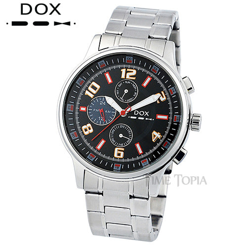 [독스시계 DOX] DX633BS 국내본사 정품 쿼츠시계