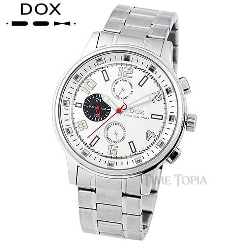 [독스시계 DOX] DX633WS 국내본사 정품 쿼츠시계