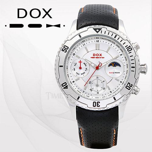[독스시계 DOX] DX635-1WTBK 타임메카 단독할인 수량 딱 5개!!