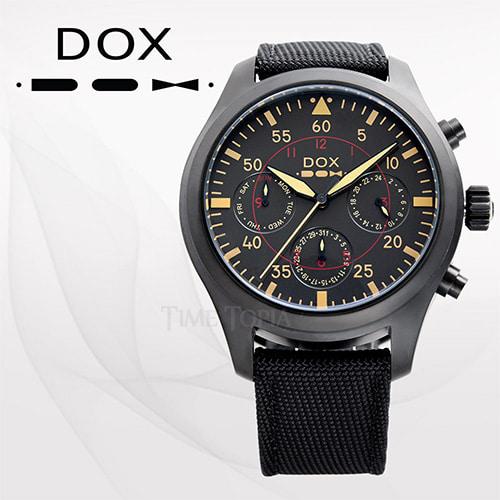 [독스시계 DOX] DX636BKBK 국내본사 정품 쿼츠시계