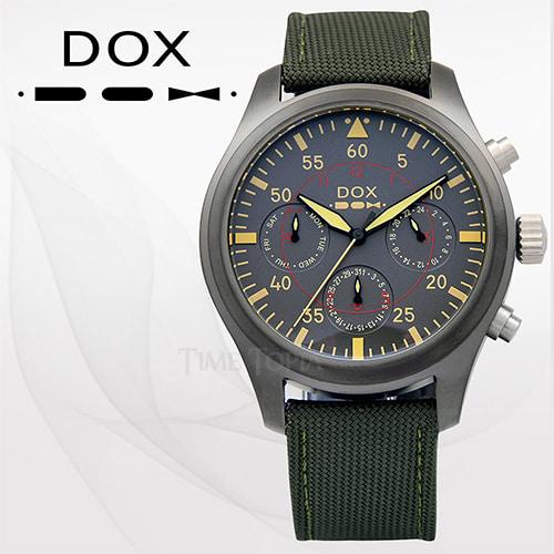 [독스시계 DOX] DX636DGNGN 국내본사 정품 쿼츠시계