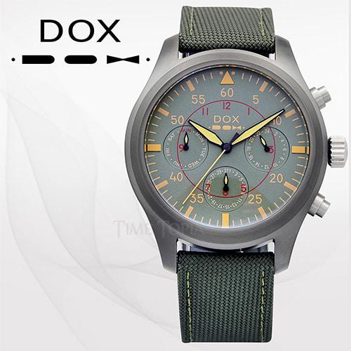 [독스시계 DOX] DX636GNGN 국내본사 정품 쿼츠시계