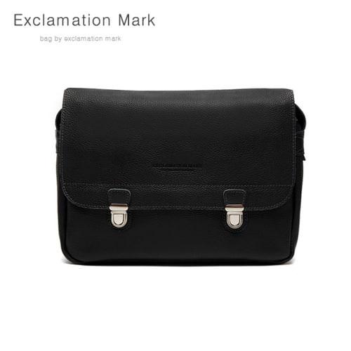 [익스클라메이션마크 ExclamationMark] E005New-black / CROSS BAG