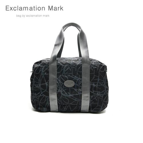 [익스클라메이션마크 ExclamationMark] E009-black / CROSS BAG / TOTE BAG