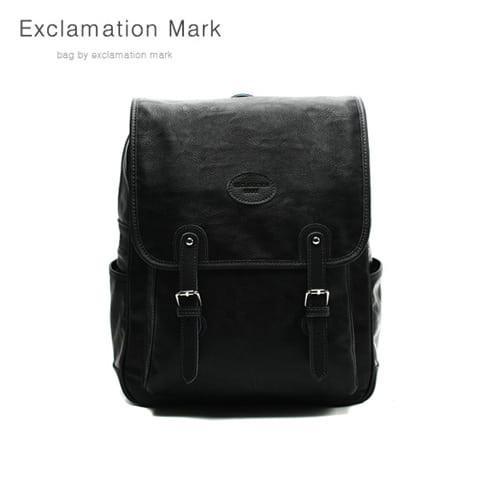 [익스클라메이션마크 ExclamationMark] E022-black / BACKPACK