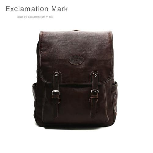 [익스클라메이션마크 ExclamationMark] E022-brown / BACKPACK