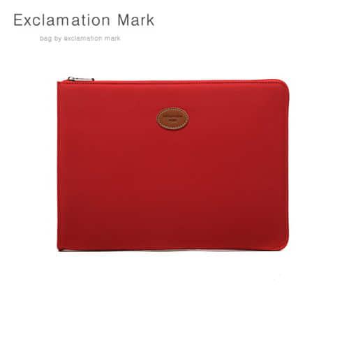 [익스클라메이션마크 ExclamationMark] E023RE 17 inch / CLUTCH BAG