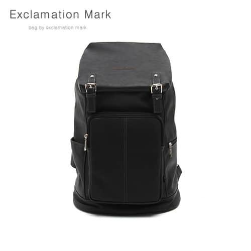 [익스클라메이션마크 ExclamationMark] E030new-black / BACKPACK