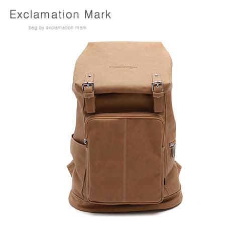 [익스클라메이션마크 ExclamationMark] E030new-brown / BACKPACK