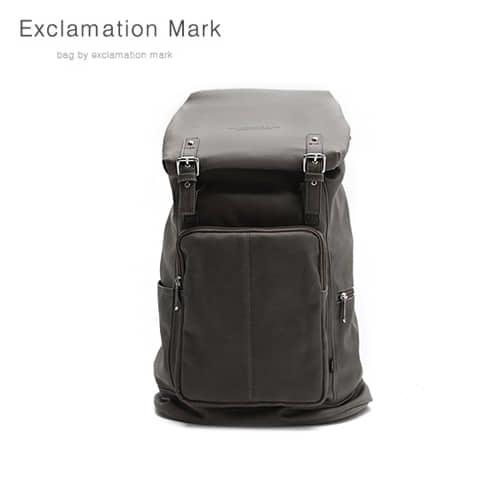 [익스클라메이션마크 ExclamationMark] E030new-gray / BACKPACK