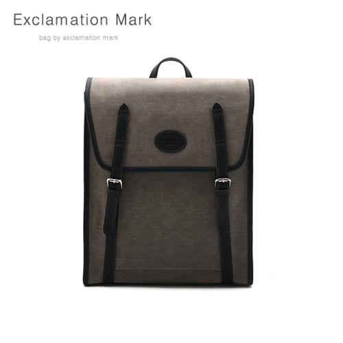 [익스클라메이션마크 ExclamationMark] E041-gray / BACKPACK