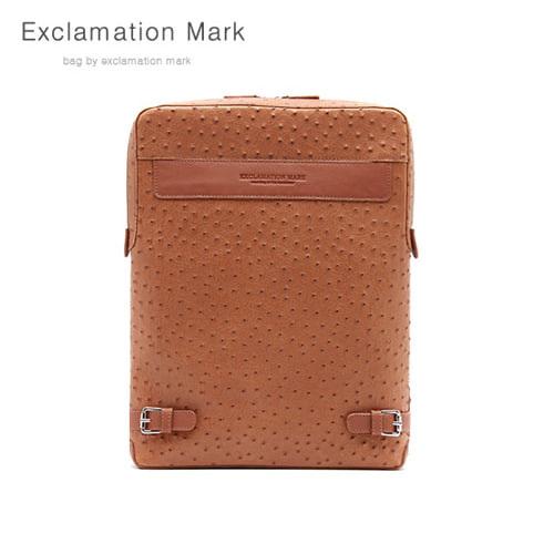 [익스클라메이션마크 ExclamationMark] E050-brown / BACKPACK