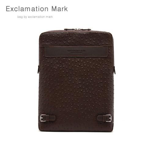 [익스클라메이션마크 ExclamationMark] E050-darkbrown / BACKPACK