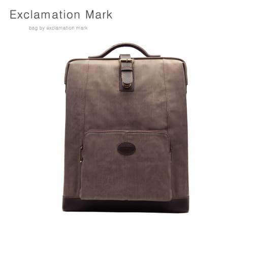 [익스클라메이션마크 ExclamationMark] E059-Brown / BACKPACK