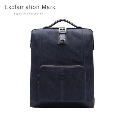 [익스클라메이션마크 ExclamationMark] E059-navy / BACKPACK
