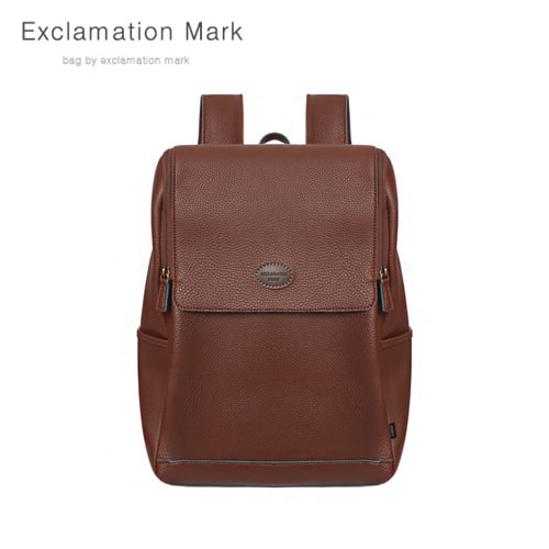 [익스클라메이션마크 ExclamationMark] E061-darkbrown / BACKPACK