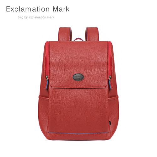 [익스클라메이션마크 ExclamationMark] E061-red / BACKPACK
