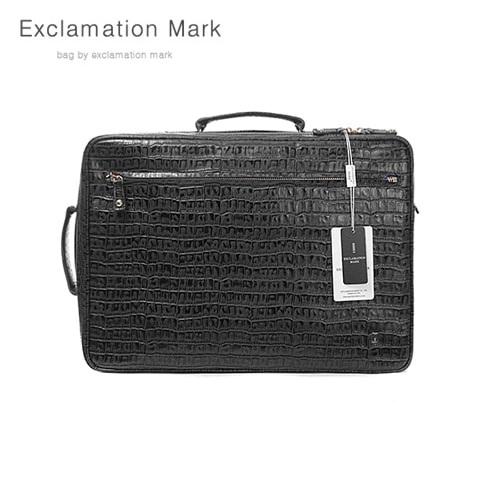 [익스클라메이션마크 ExclamationMark] E063-black / BACKPACK