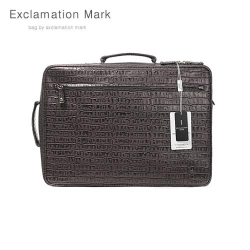 [익스클라메이션마크 ExclamationMark] E063-brown / BACKPACK