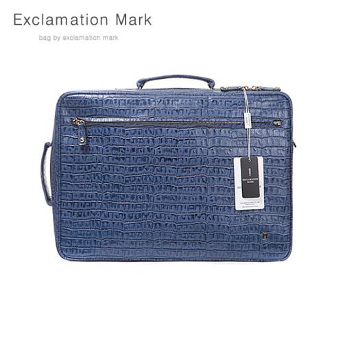 [익스클라메이션마크 ExclamationMark] E063-navy / BACKPACK
