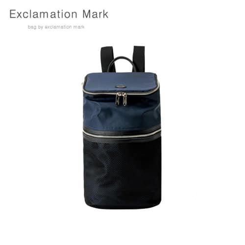 [익스클라메이션마크 ExclamationMark] E068-navy / BACKPACK