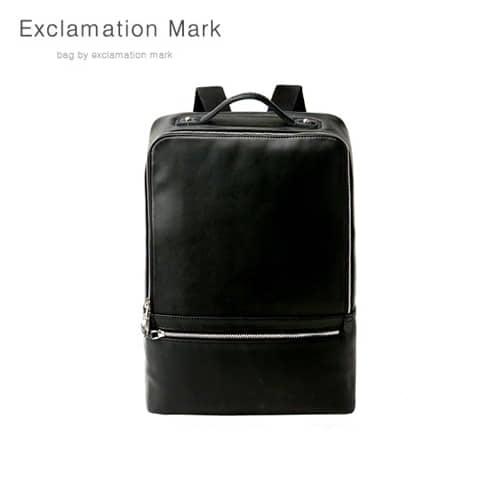[익스클라메이션마크 ExclamationMark] E073-black / BACKPACK