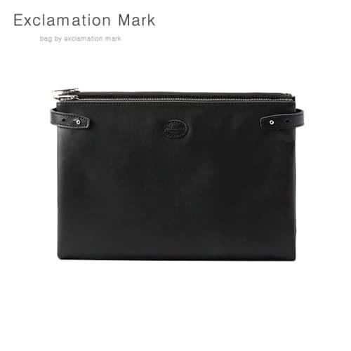[익스클라메이션마크 ExclamationMark] E074-black / CLUTCH BAG