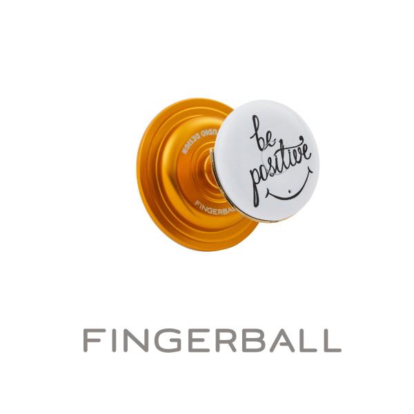 [핑거볼 FINGERBALL] FBS_BePoisitive 비 포지티브 핑거볼 셔터