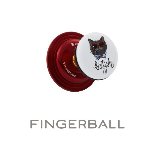 [핑거볼 FINGERBALL] FBS_BritishCat 브리티쉬캣 핑거볼 셔터