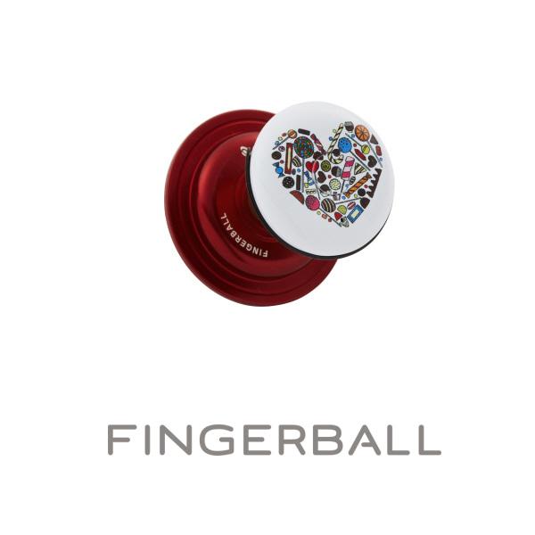 [핑거볼 FINGERBALL] FBS_CandyHeart 캔티하트 핑거볼 셔터