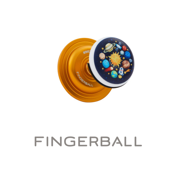 [핑거볼 FINGERBALL] FBS_Galaxy 갤럭시 핑거볼 셔터