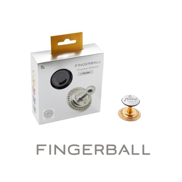 [핑거볼 FINGERBALL] FBXS_BePoisitive 비 포지티브 핑거볼 크리스탈 셔터