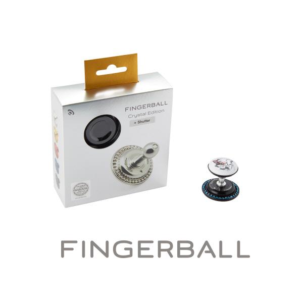 [핑거볼 FINGERBALL] FBXS_Dog 도그 핑거볼 크리스탈 셔터