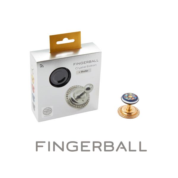 [핑거볼 FINGERBALL] FBXS_Galaxy 갤럭시 핑거볼 크리스탈 셔터