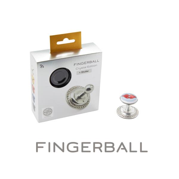 [핑거볼 FINGERBALL] FBXS_Lip1 립1 핑거볼 크리스탈 셔터