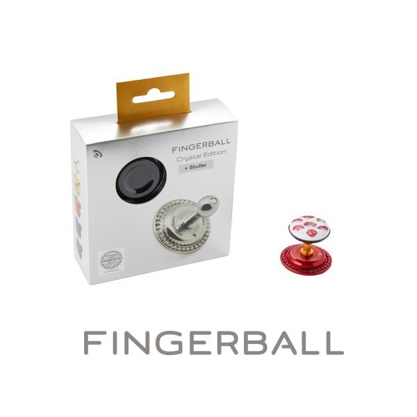 [핑거볼 FINGERBALL] FBXS_Lip2 립2 핑거볼 크리스탈 셔터