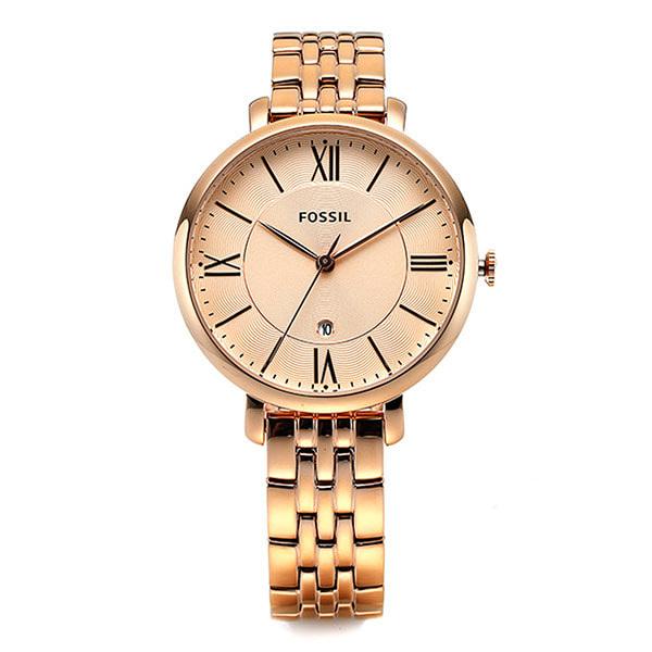 [파슬시계 FOSSOIL] ES3435 / Womens Jacqueline Rose Gold Watch 36mm