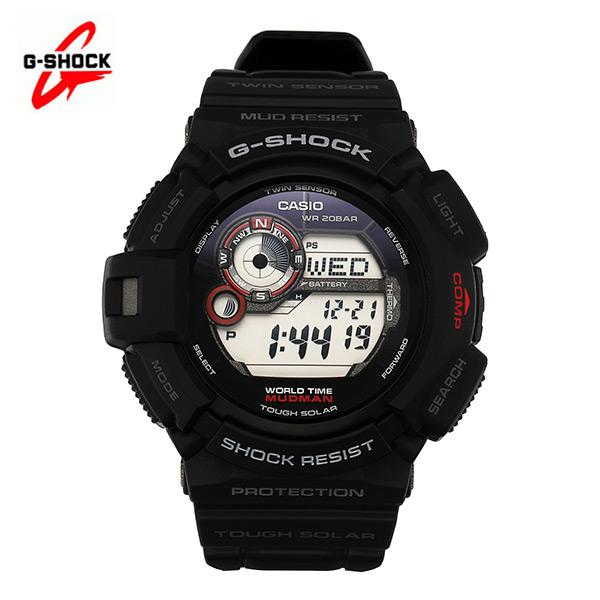 [지샥시계 G-SHOCK] G-9300-1 뉴 머드맨 New Mud Man